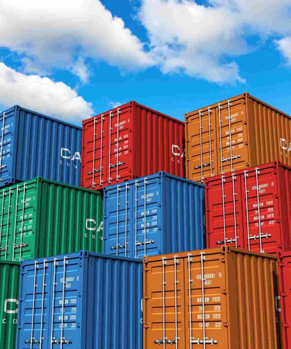 contenedor exportacion españa